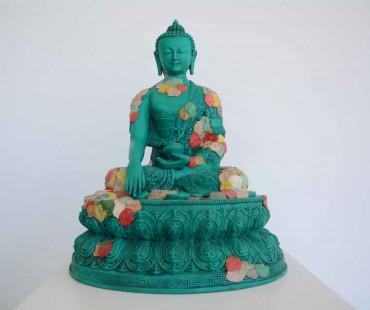 Buda con chiclets