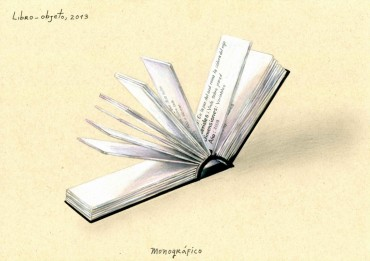 Object-Book. Monographic