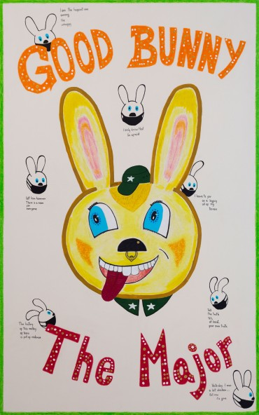 Untitled (Good Bunny)