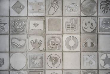 Muro (Wall) (Detail)