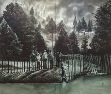 La cerca (The fence)